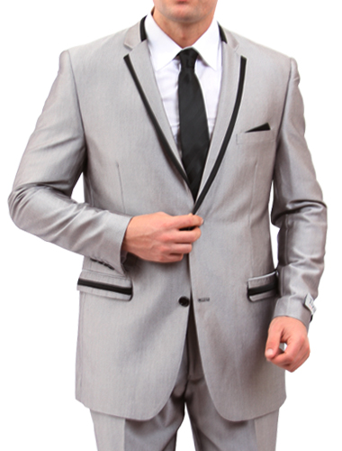 Slim-fitting Suits
